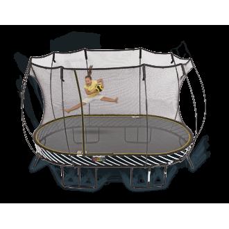 Grand Trampoline Ovale O92