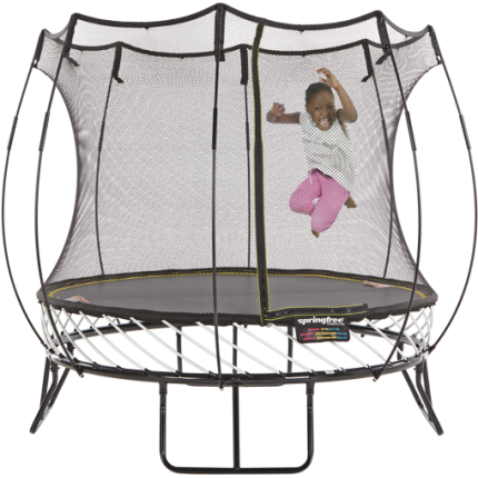 Rond Compact Trampoline R54