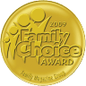2009 Family Choice Award